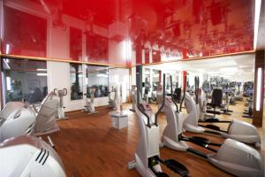 Fitnesscenter ONE Rotkreuz